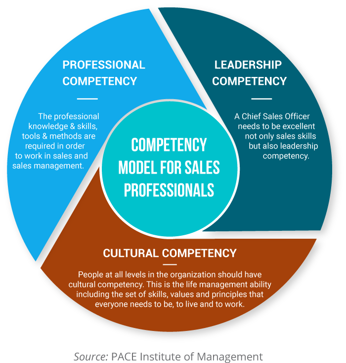 COMPETENCY MODEL FOR SALES PROFESSIONALS