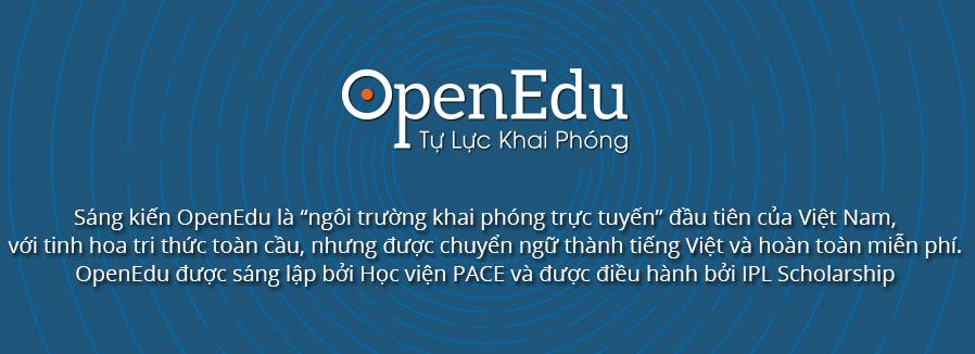Sáng kiến OpenEdu