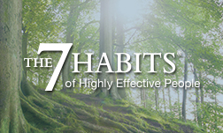 7 Thói quen hiệu quả / The 7 Habits of Highly Effective People